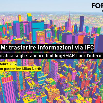 IFC e interoperabilità: l'evento per BIM user