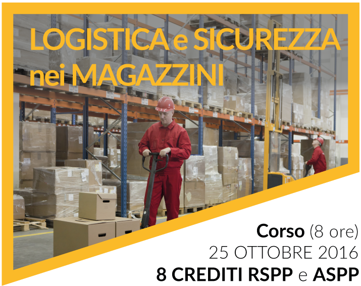 Logistica e sicurezza nei magazzini: workshop