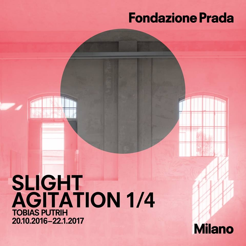 Slight Agitation apre a Milano