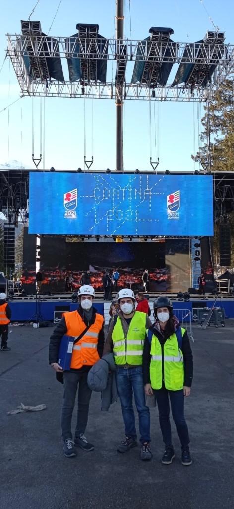 sicurezza degli eventi cortina 2021